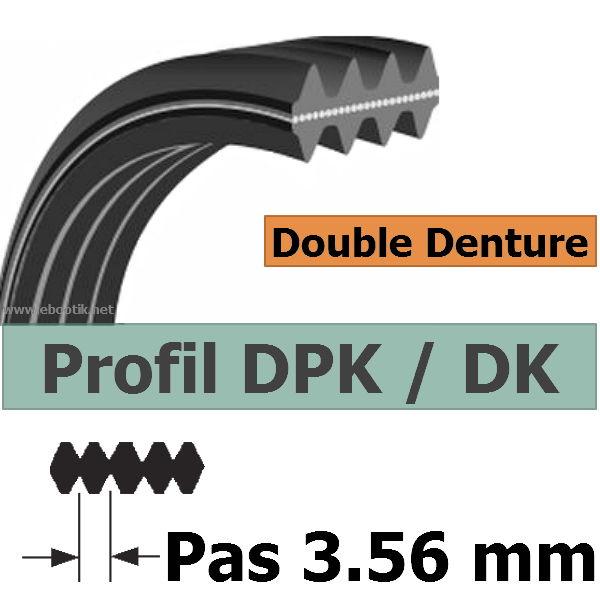 COURROIE 1188DPK6 Dents AUTOMOBILE