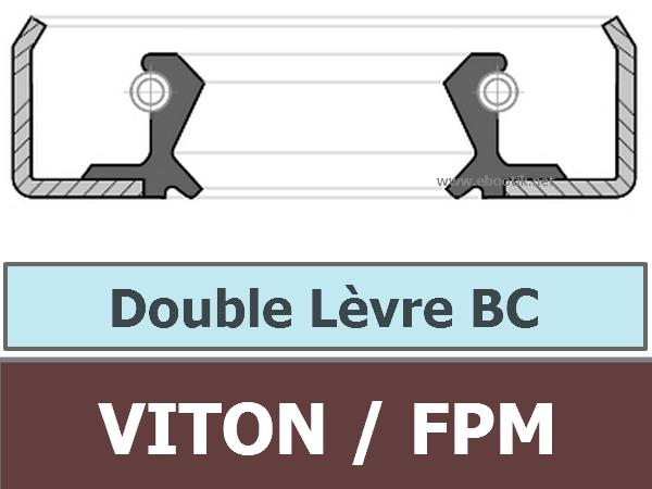 10.50X17.00X4.00 BC FPM/VITON