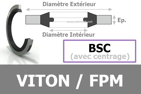 BAGUE BSC 18.70x26.00x1.50 / 872 FPM
