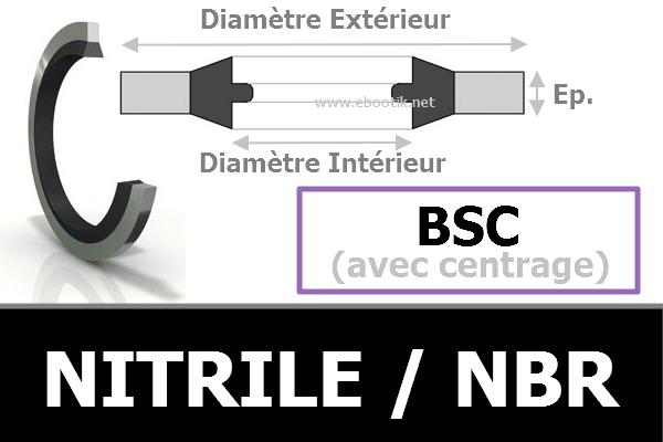 BAGUE BSC 4.50x7.00x1.00 AS3.9 / 202 NBR