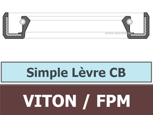 5.50X12.00X5.50 CB FPM/VITON
