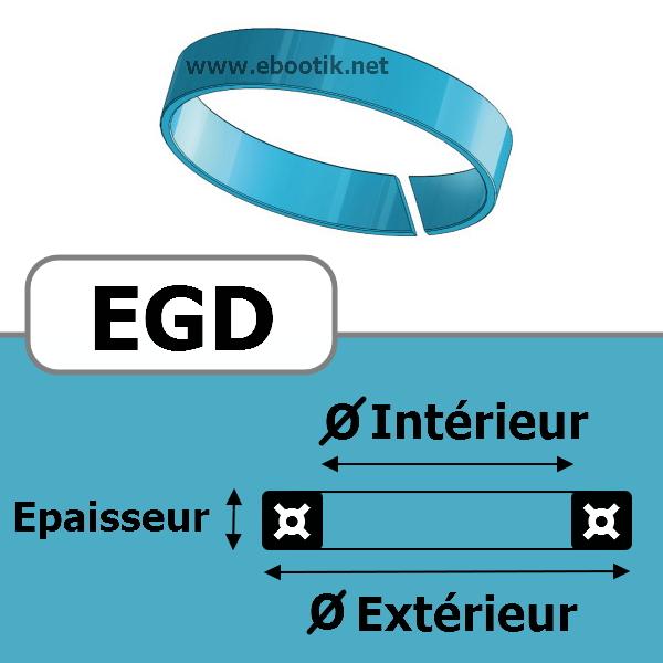BAGUE DE GUIDAGE 82.55X88.90X15.75 EGD AC