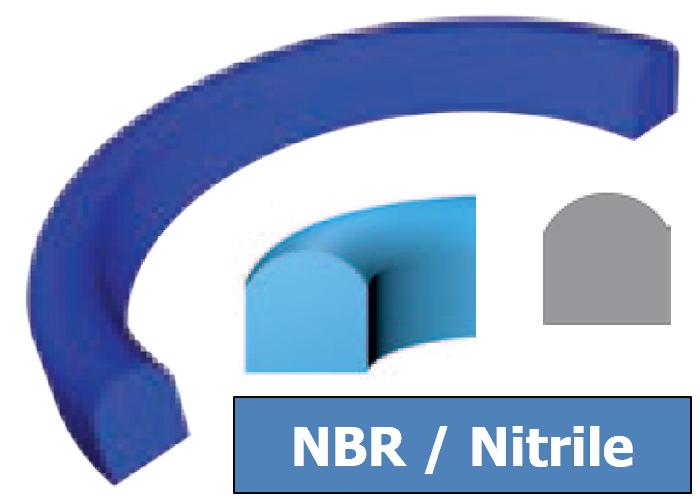Joint Aseptique HS-10 36x46x5 mm NBR Bleu DN32