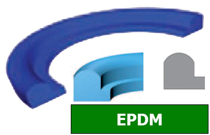 Joint Aseptique HS-12 10.5x20x5 mm EPDM Noir DN10