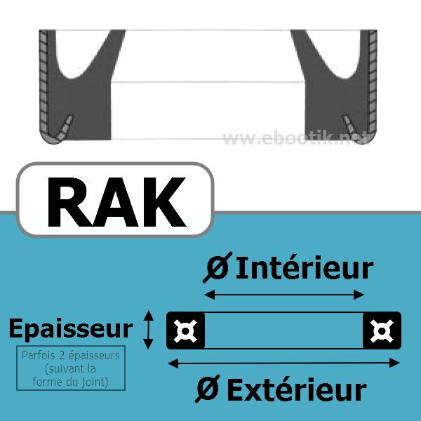 45X60X7.5 RAK 594