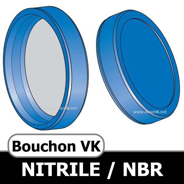BOUCHON VK 8x5 NBR