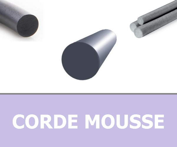 CORDE RONDE MOUSSE 2.00 mm CR