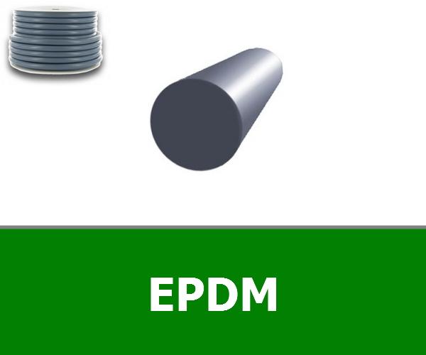 CORDE RONDE 1.60 mm EPDM 70 SHORES